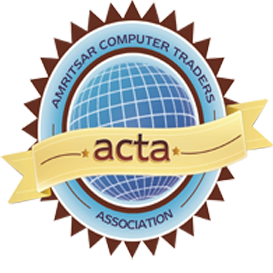 Welcome to Amritsar Computer Trader Association, ACTA